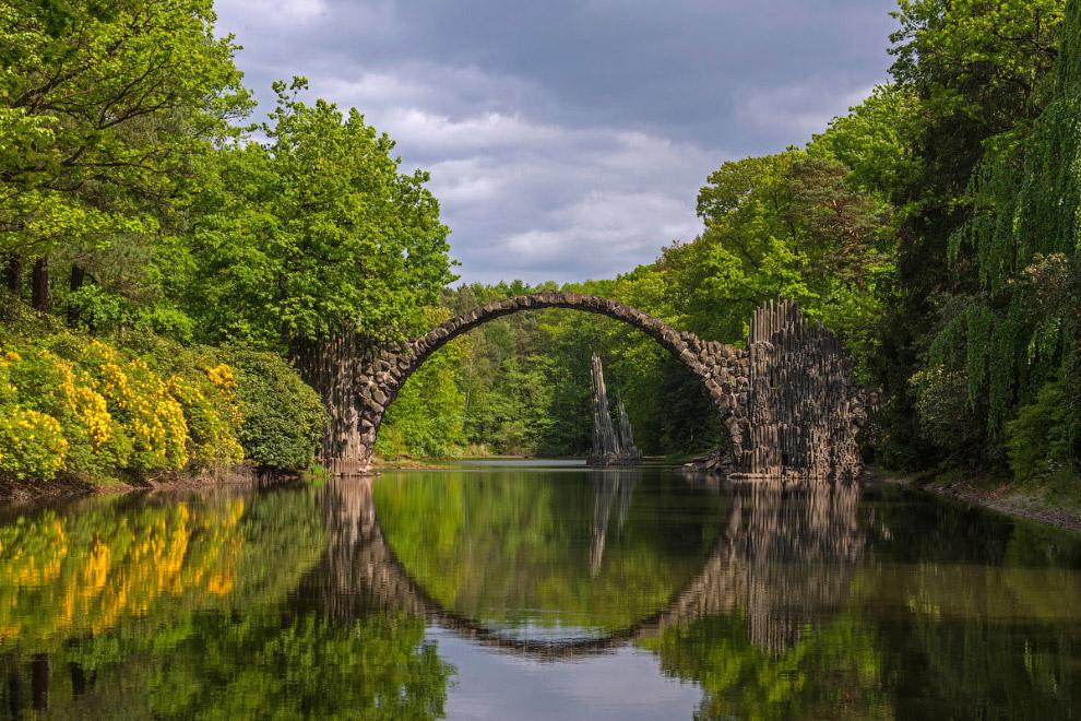Мост Ракотцбрюке, Германия