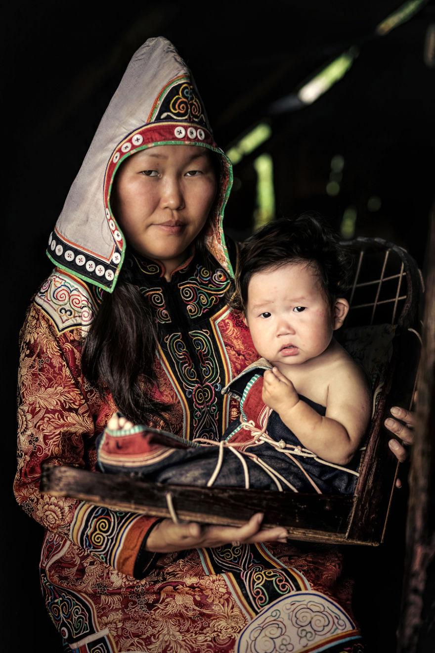Удэгейцы — один из коренных малочисленных народов Дальнего Востока