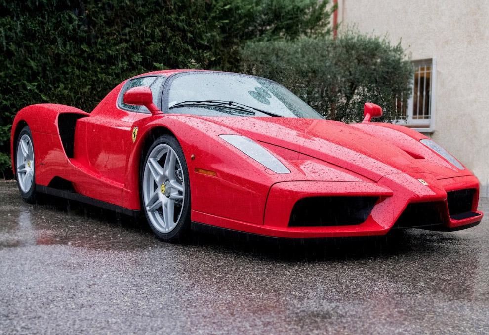 Ferrari Enzo 2007 года