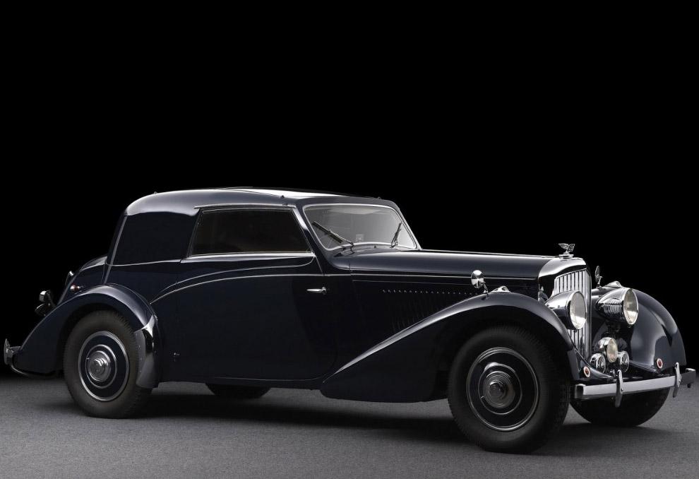 Купе Bentley 4 1/4 L 1938