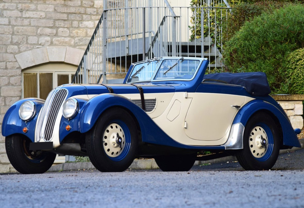 BMW 328 Convertible