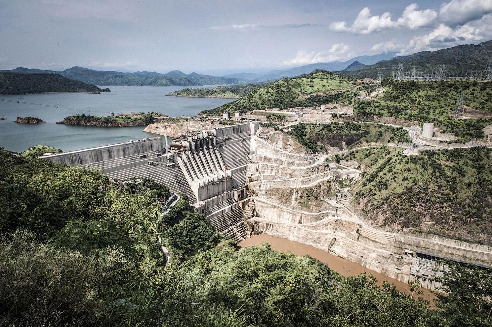 ГЭС Гилгель Гибе III