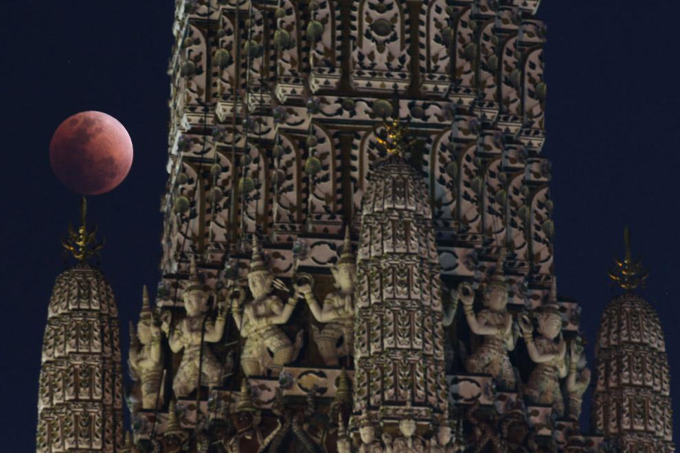 LUNAR-ECLIPSE/THAILAND