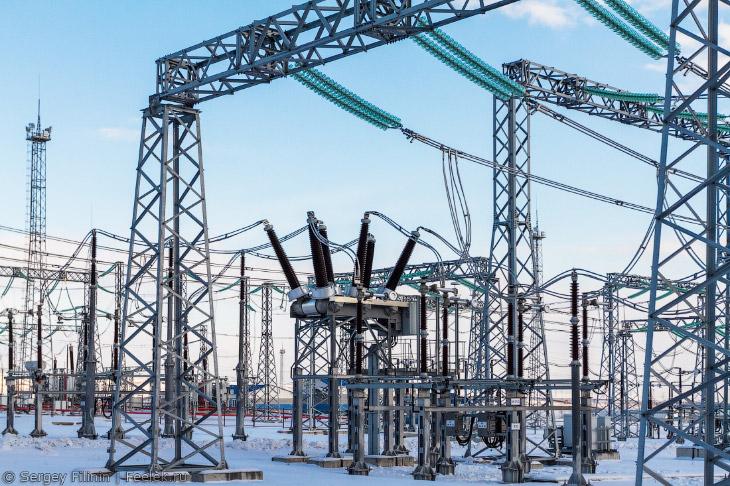 Что такое электрическая подстанция