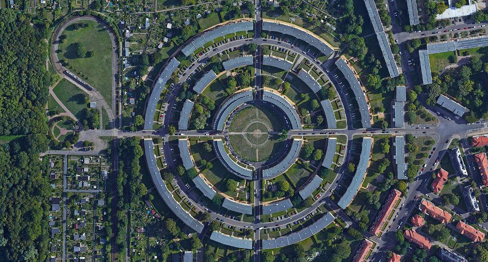 Круговое развитие жилья в Лейпциге