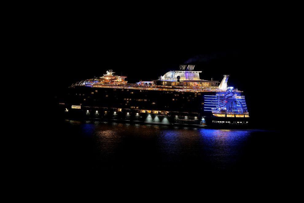 Лайнер Symphony of the Seas