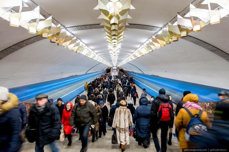 Станция «Площадь Маркса»