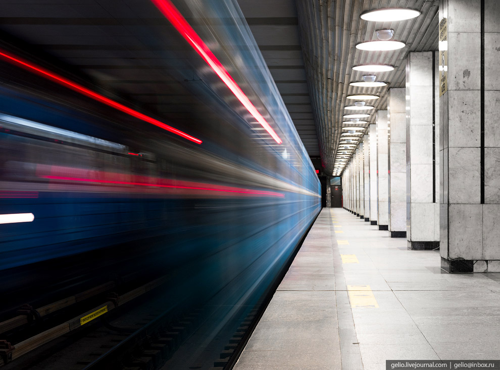 Станция «Речной вокзал»
