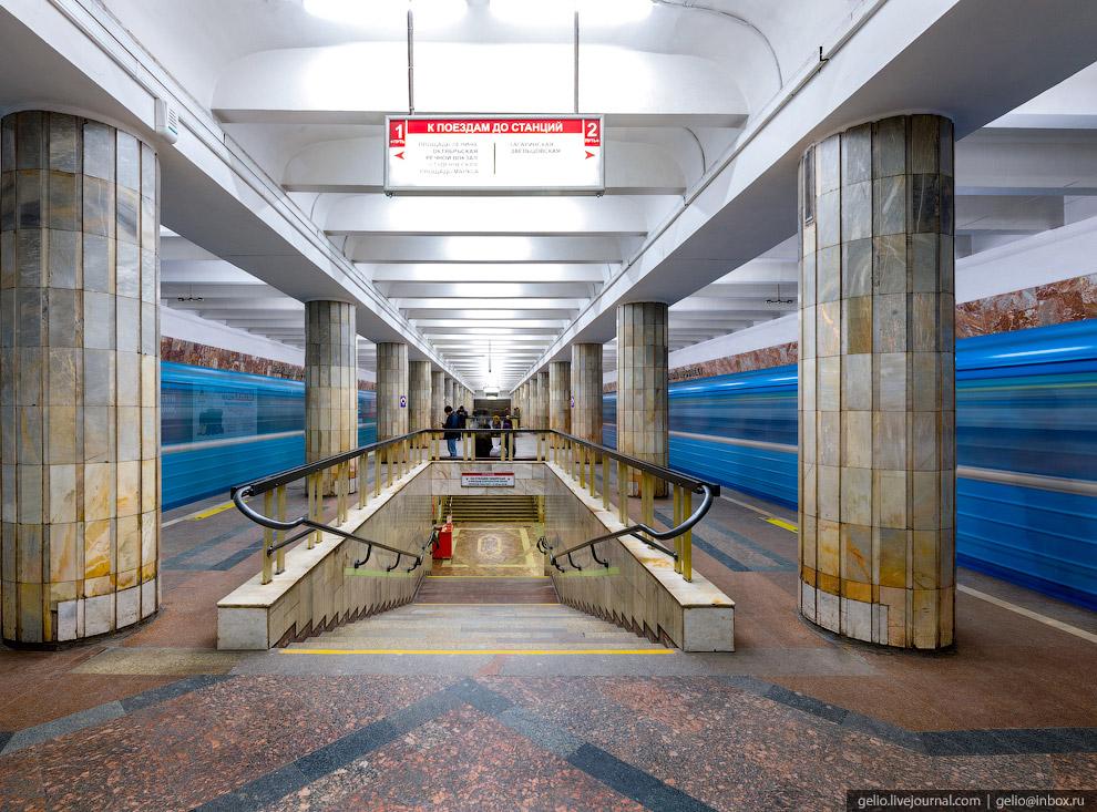 Станция «Красный проспект»