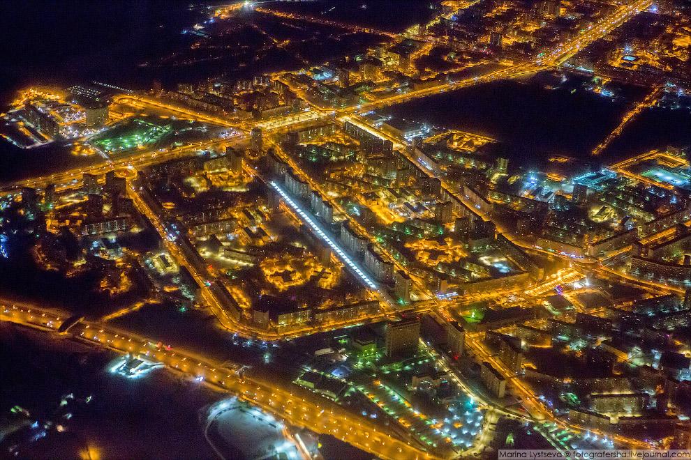 Самаркандский бульвар.