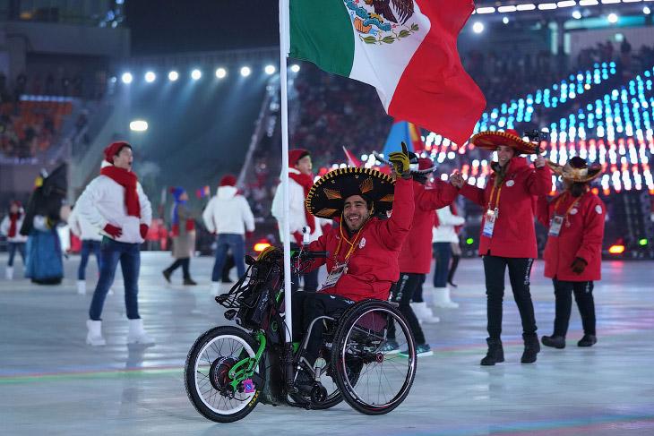 Сильные люди: Паралимпийские игры 2018 в Пхенчхане
