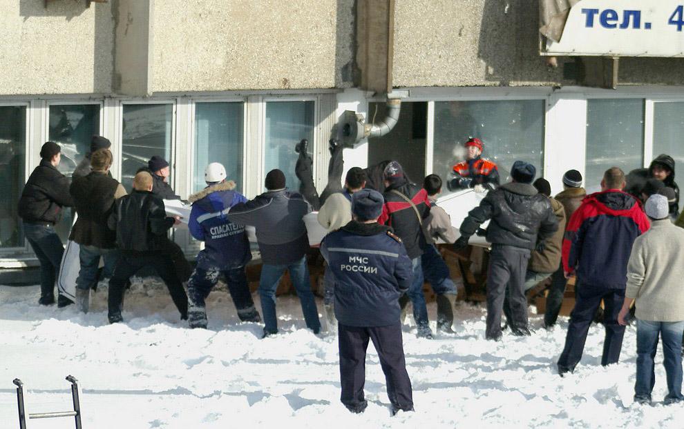 2006 год. Владивосток, здание «Промстройниипроекта»