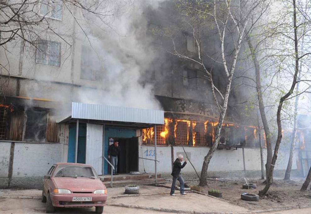 2011 год. Самара, магазин «Кооператор»