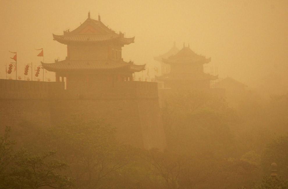 Провинция Шэньси, Китай