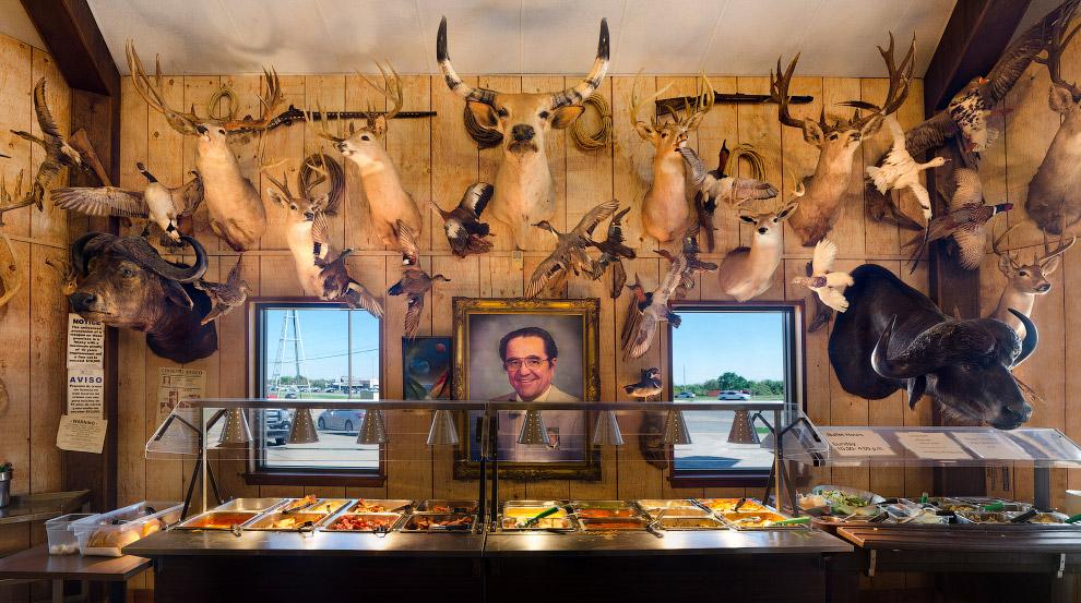 Бар-ресторан в Техасе
