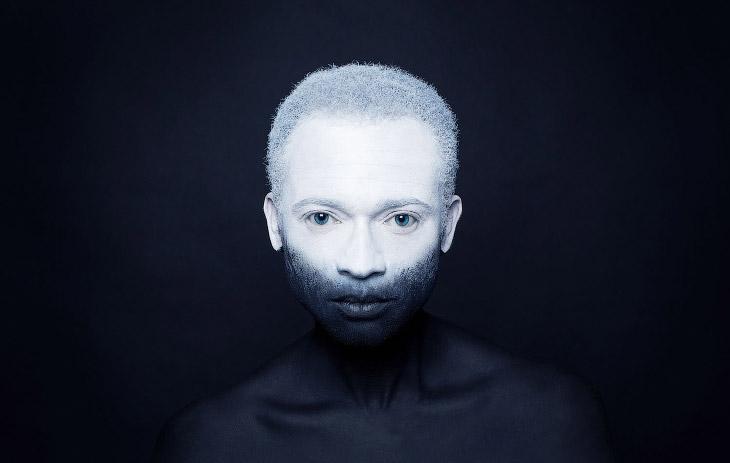 Эксперименты с портретом