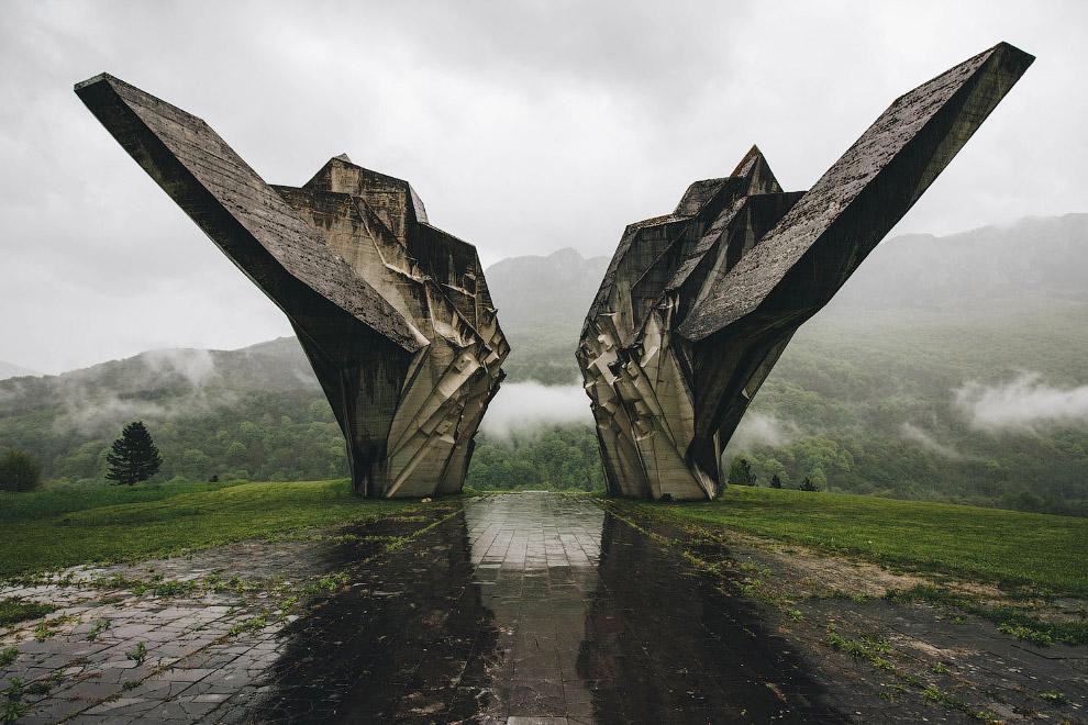 Памятник Второй мировой войны в Боснии и Герцеговине