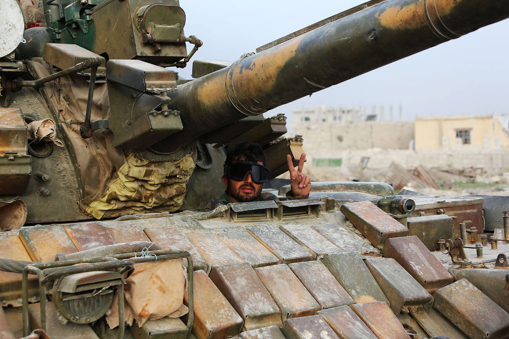Сім років війни в Сирії