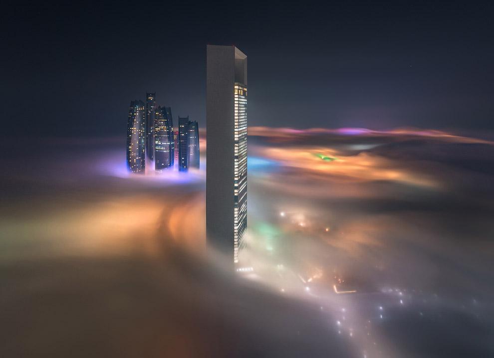 Штаб-квартира национальной нефтяной компании Абу-Даби (ADNOC)