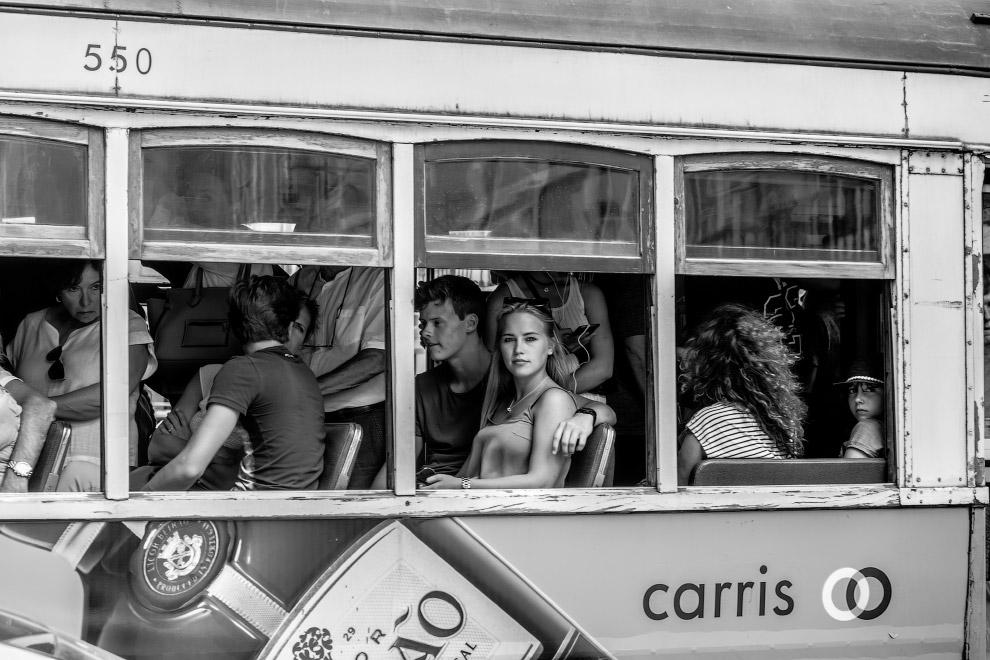 Трамвай в Лісабоні