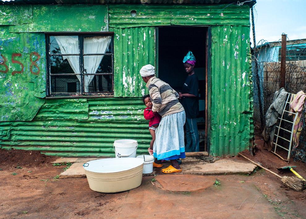 Повсякденне життя в Південній Африці