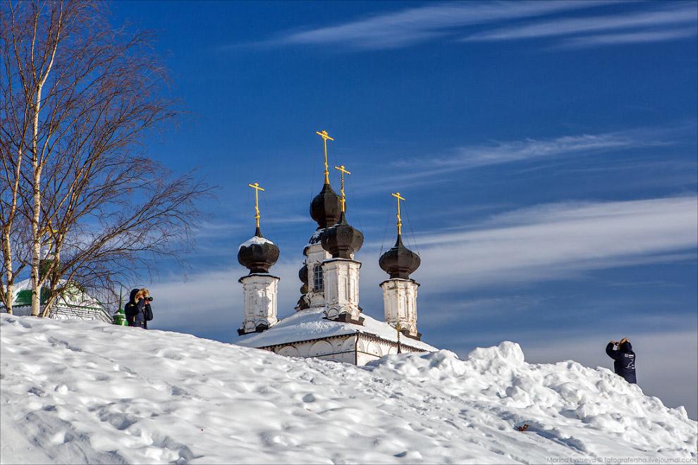 Собор Прокопия Устюжского