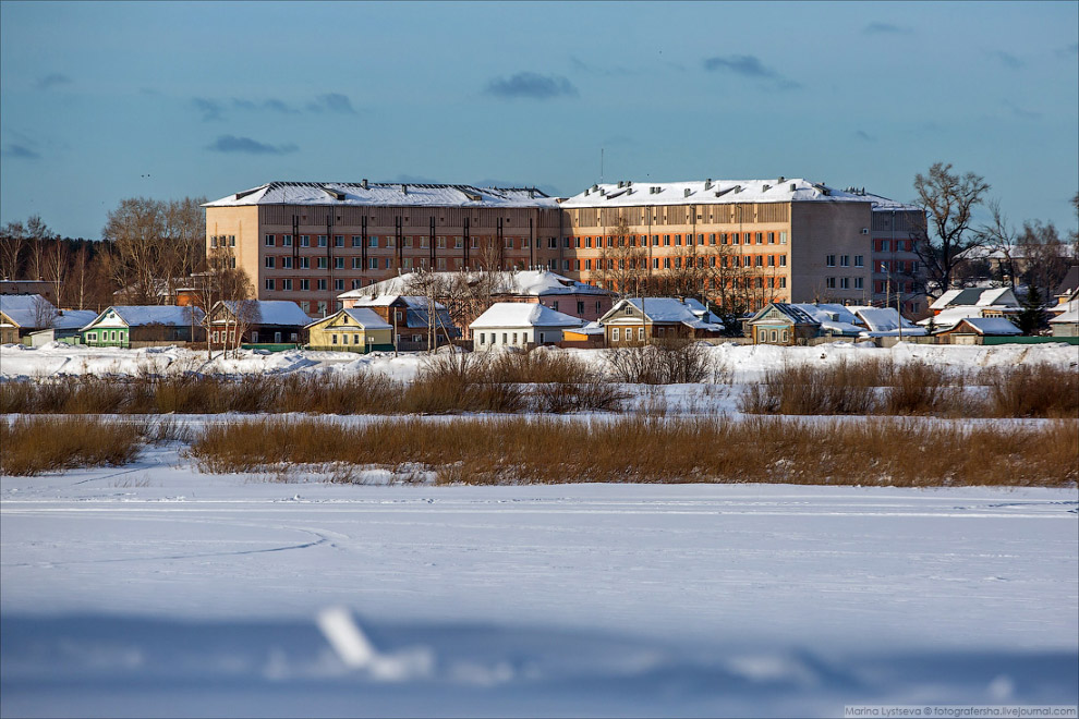 Великоустюгская центральная районная больница.