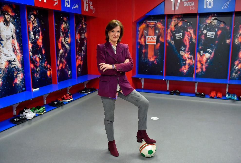 Президент футбольного клуба