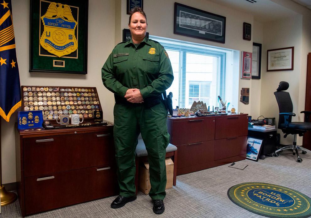 Пограничный патруль Департамента юстиции, служба иммиграции и натурализации