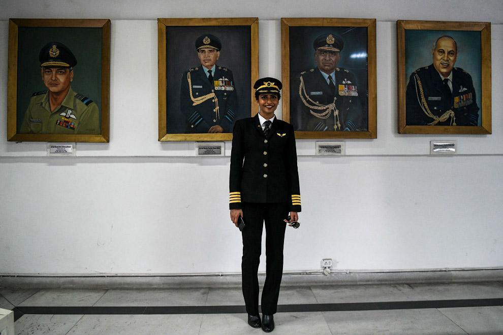 Самый молодой в мире капитан-женщина Боинга 777 из Индии