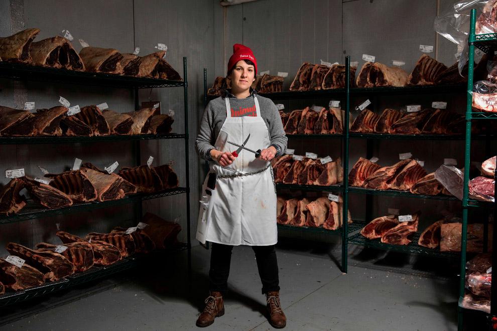 Держатель мясной лавки из штата Пенсильвания