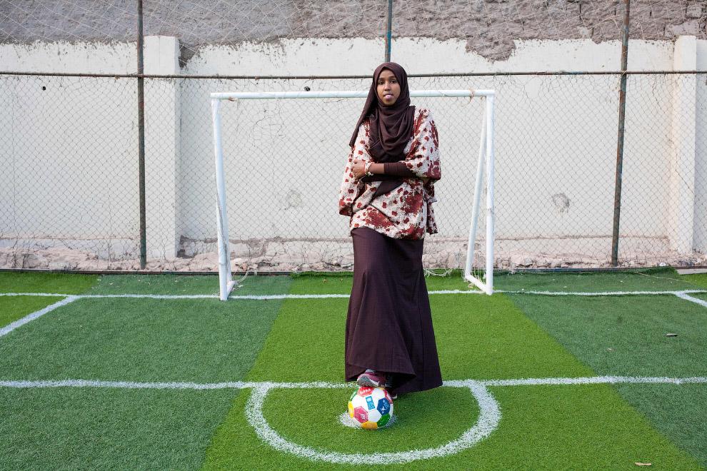 Сомалийский футбольный тренер