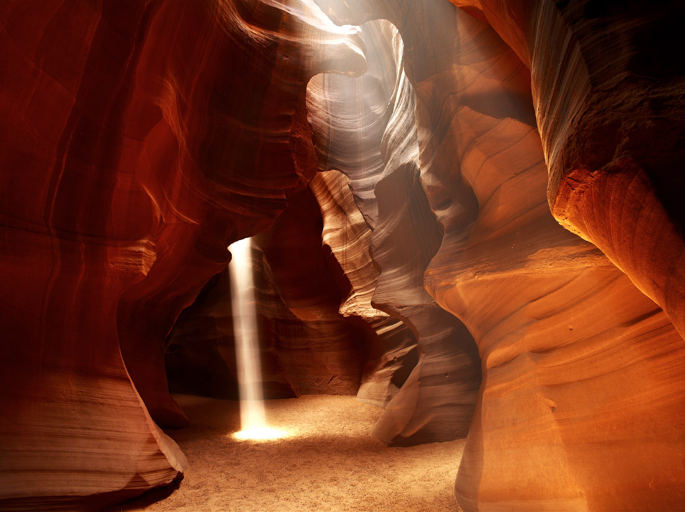 Upper Antelope Canyon, Arizona, USA