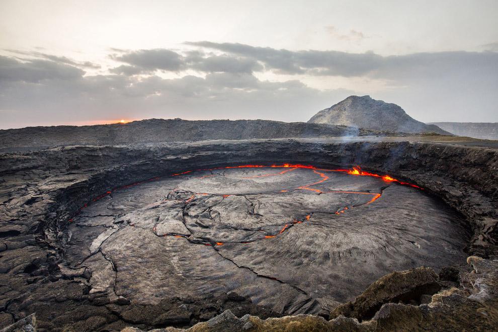 Вулкан Эртале