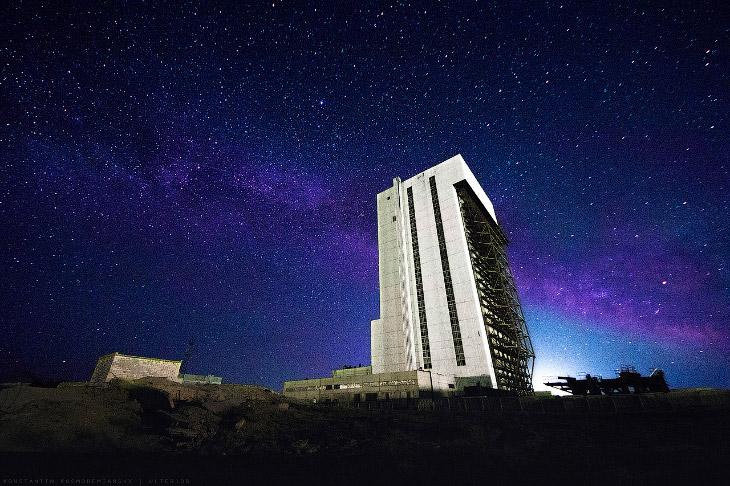 В космос — не отрываясь от земли: космодром Байконур