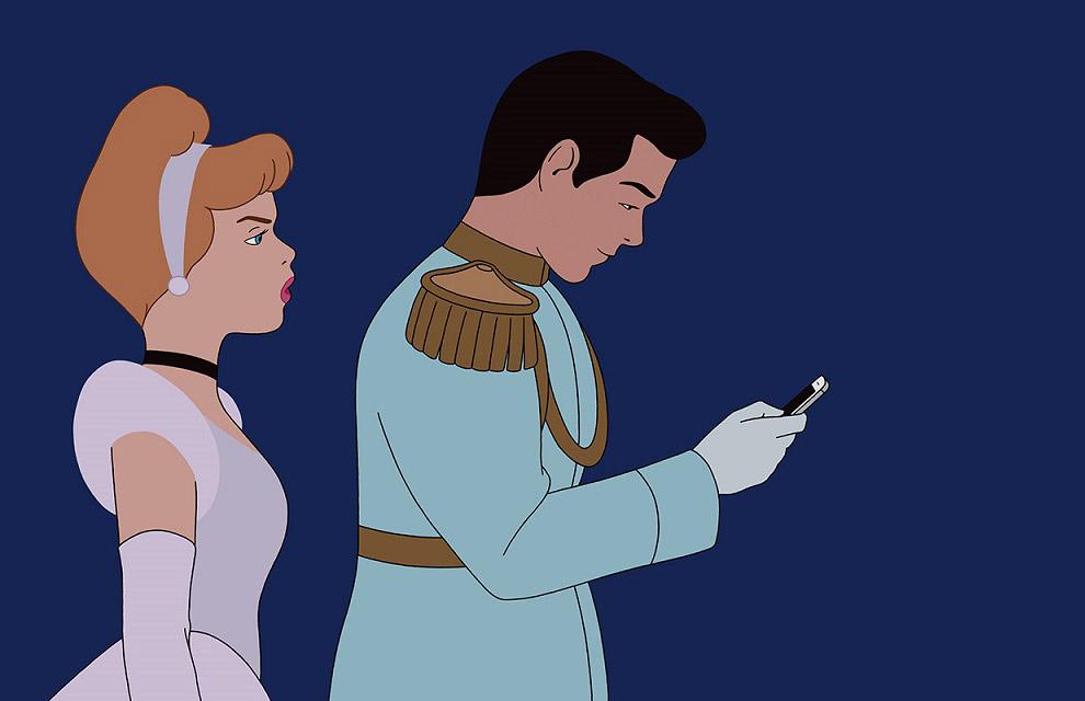 Принц и Золушка, на которую не обращают внимание