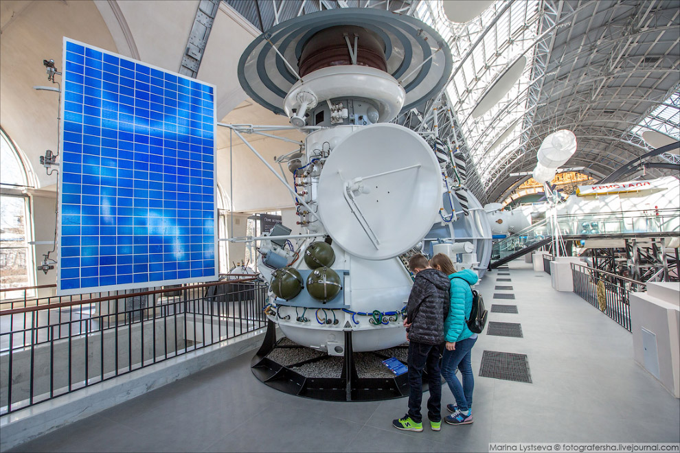 Автоматическая межпланетная станция МАРС-5 ОКБ Лавочкина