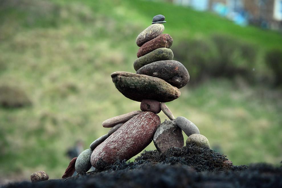 Чемпионат Европы по балансировке камней 2018