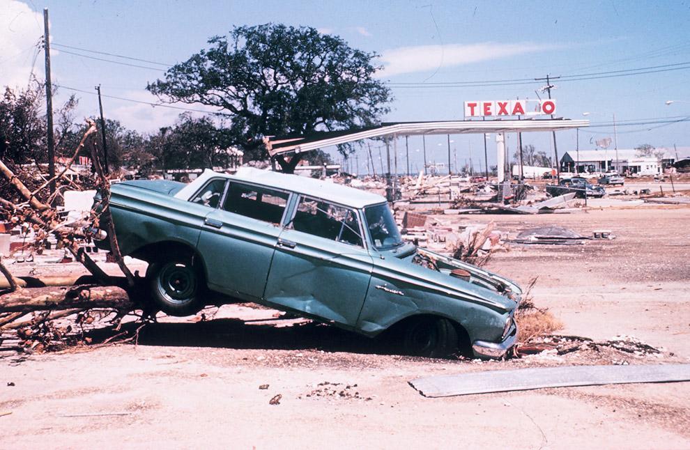 Ураган Камилла