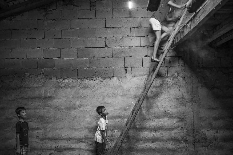 Повседневная жизнь детей