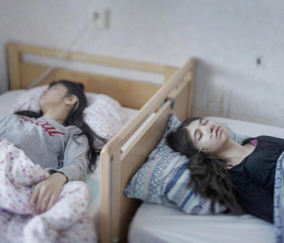 Беженки из Косово