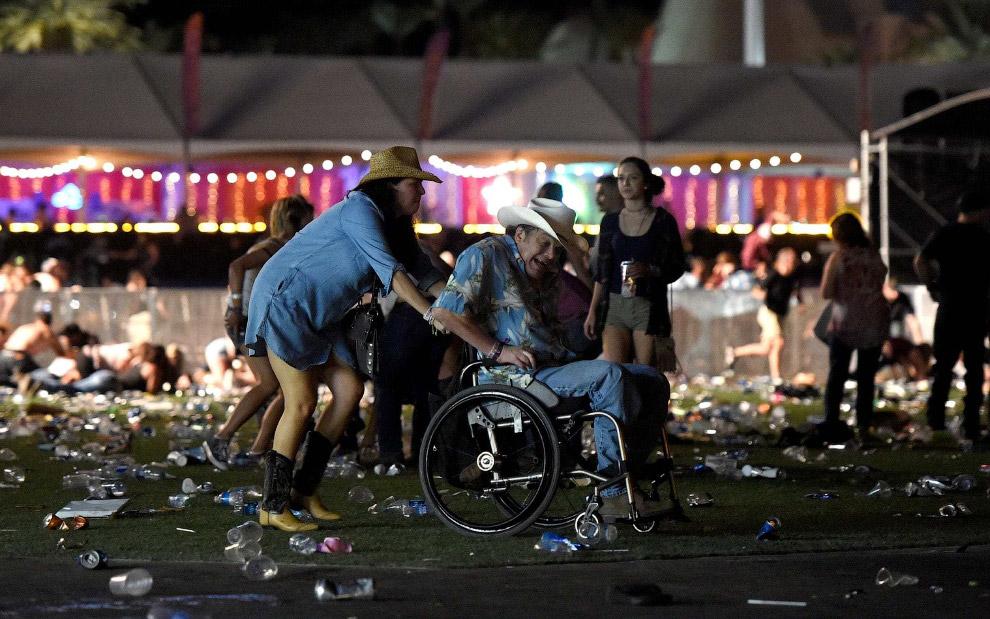 64-летний Стивен Пэддок устроил бойню в Лас-Вегасе