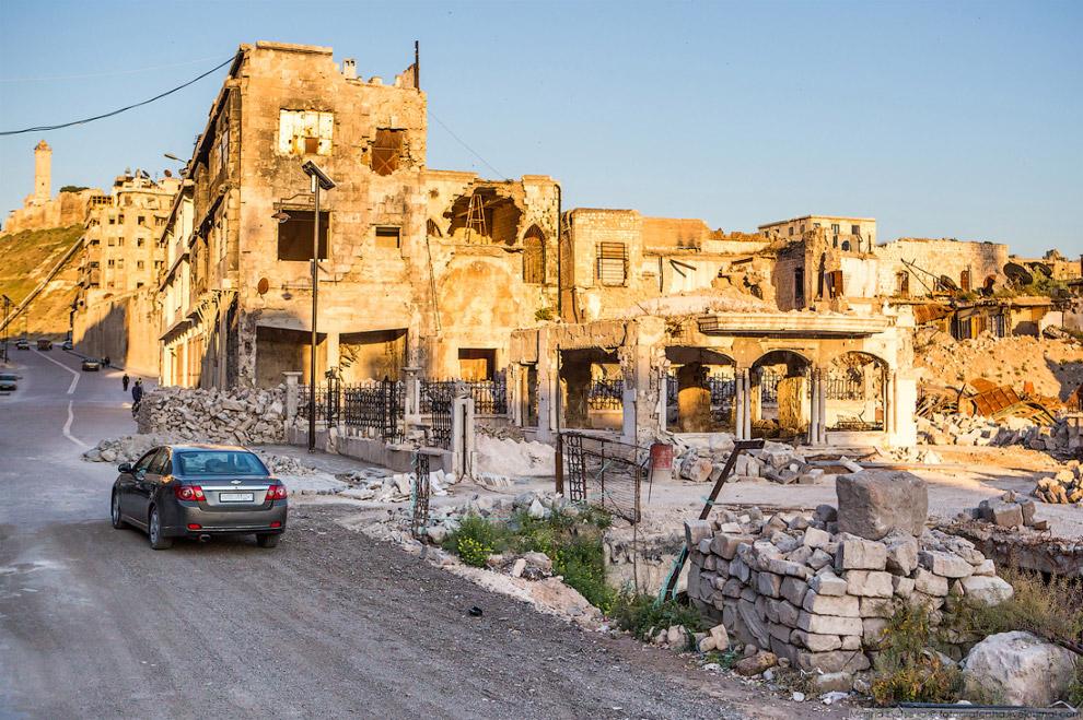Улица Джами-аль-Омауи.