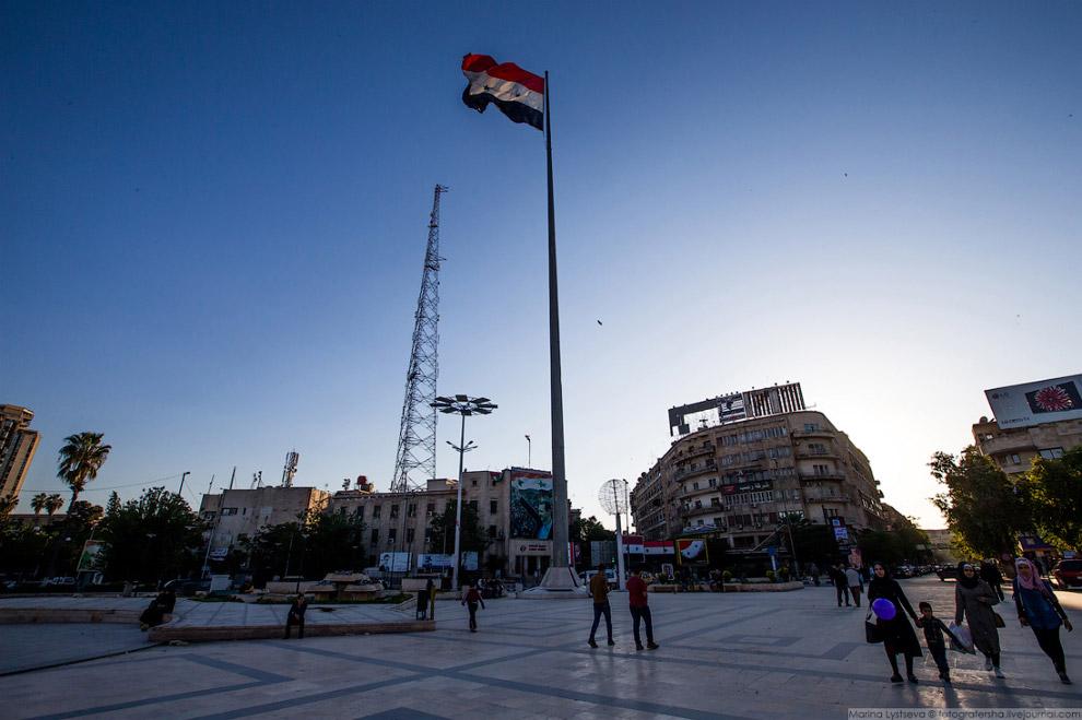 Площадь Саадалла Аль-Джабира