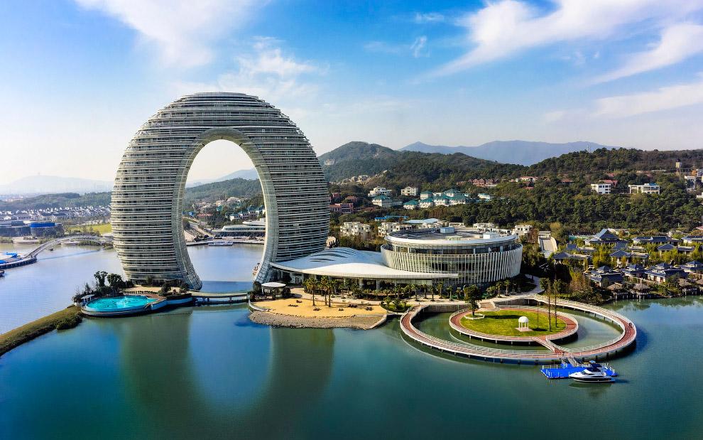 Отель «Шератон Хучжоу» в Китае
