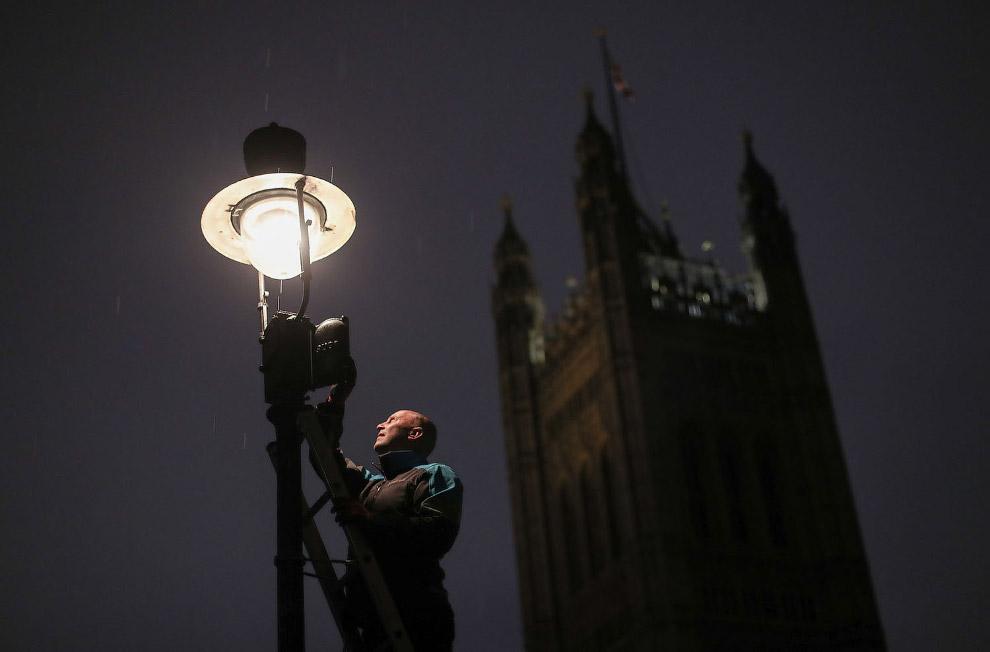инженер газовых фонарей