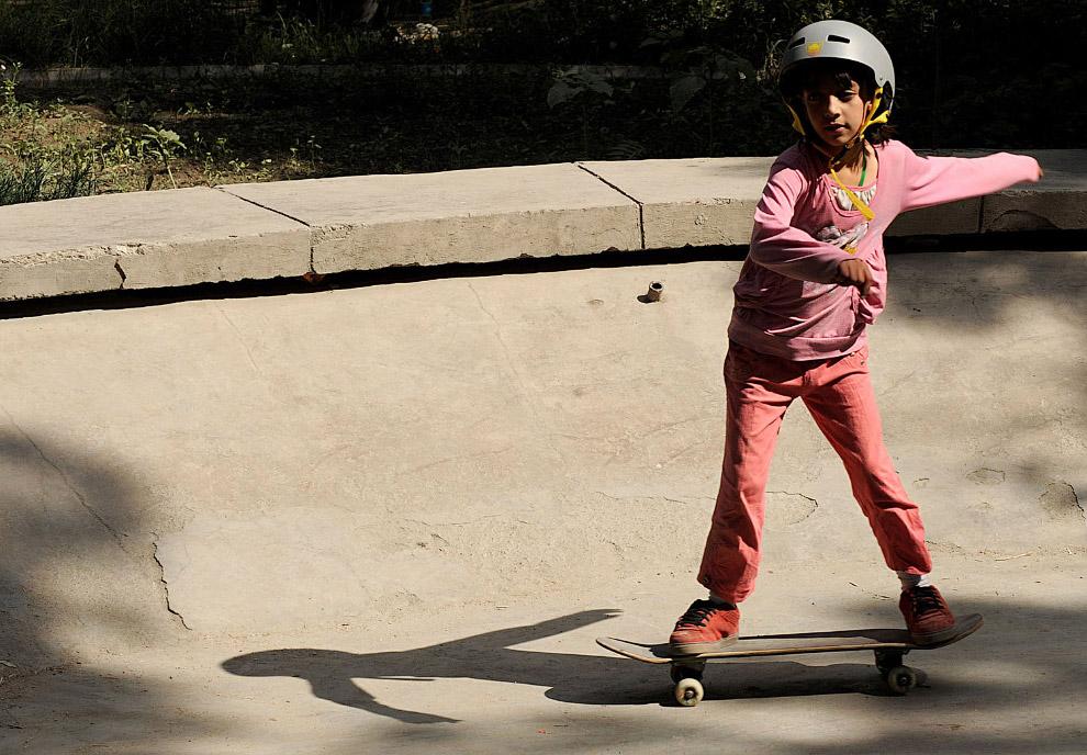 Международный день скейтбординга отмечают 21 июня