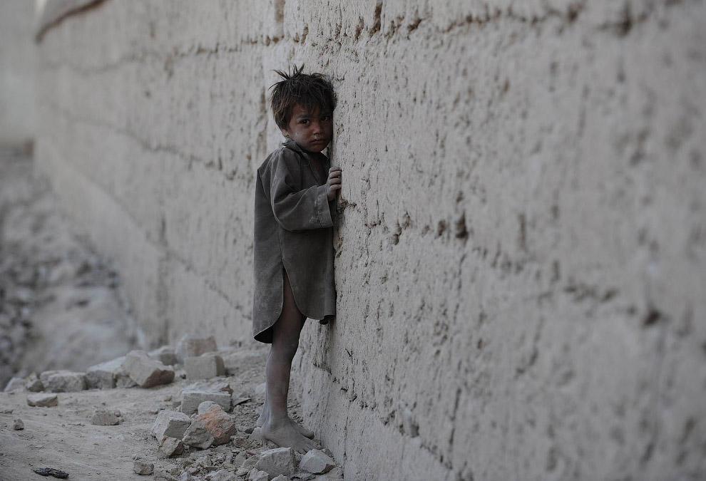 Жизнь на окраине Кабула