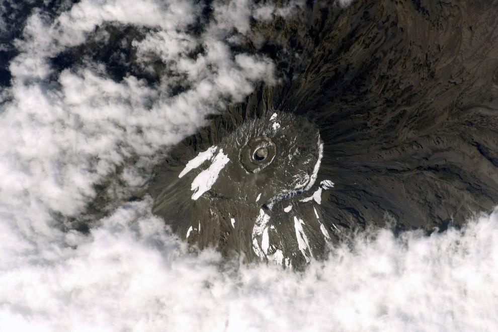Крейтер — кратерное озеро в США