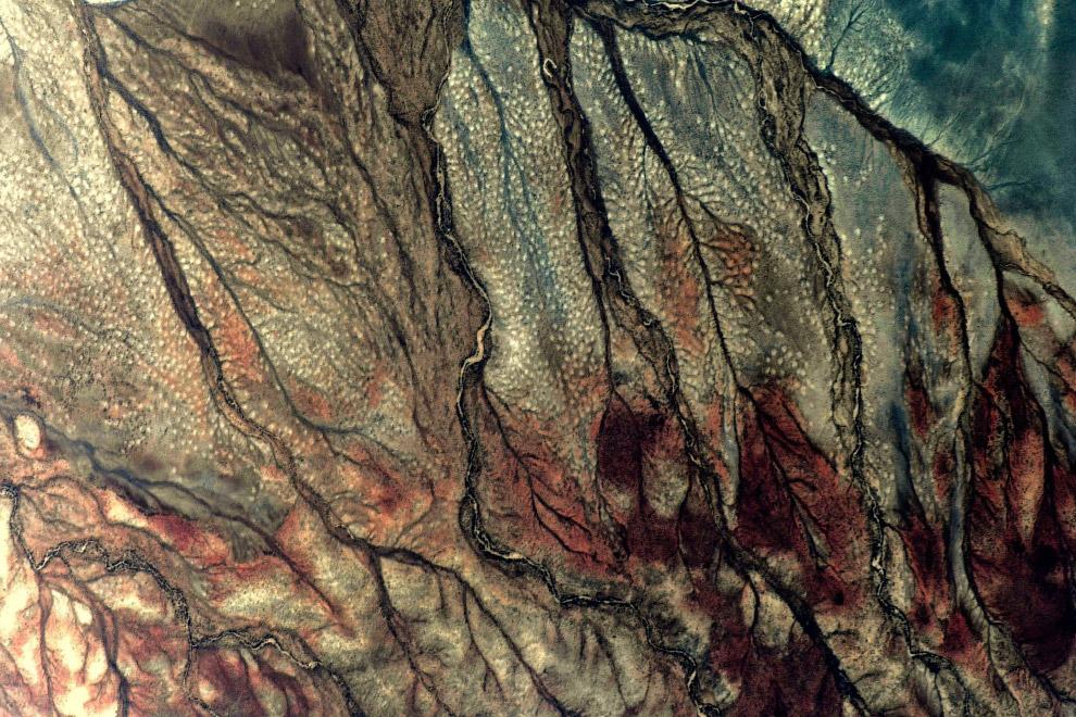 Каменистые пустыни Кении